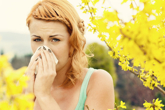 Developing New Adult Allergies