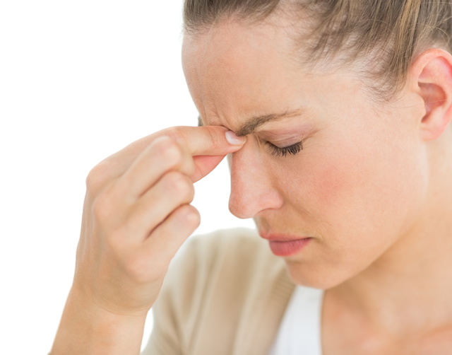 suffering from sinusitis or allergies